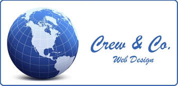 Crew & Co Web Design